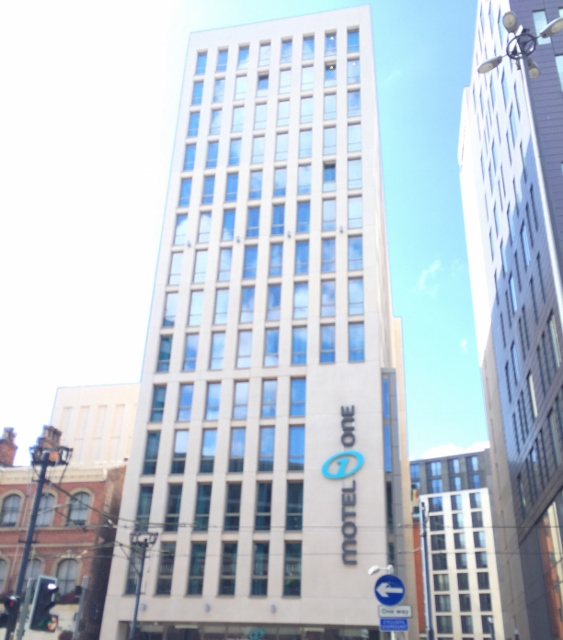 Apic uk limited for Motel one wellness